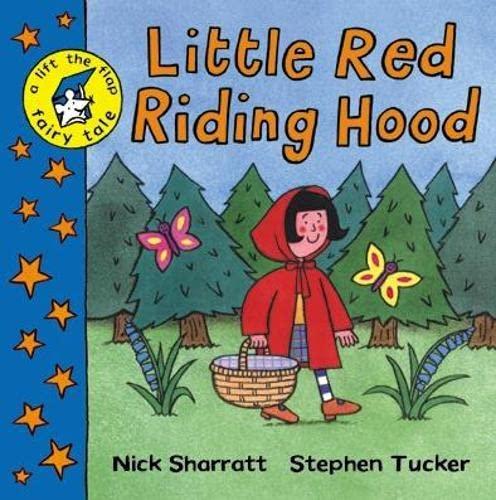 Little Red Riding Hood By Nick Sharratt