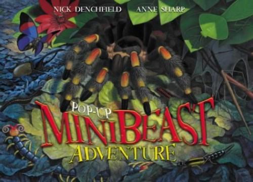 Pop-Up Minibeast Adventure (HB) By Nick Denchfield