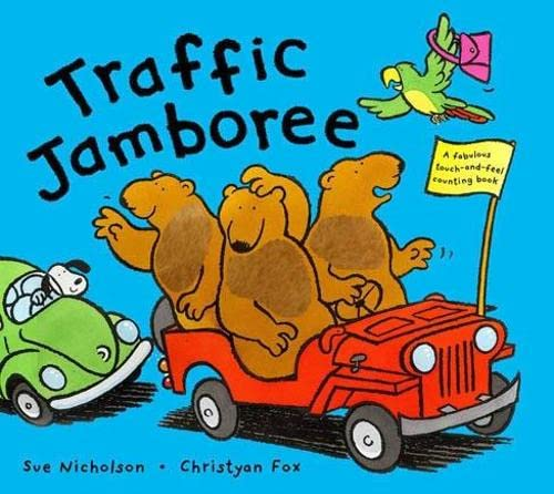 Traffic Jamboree By Sue Nicholson