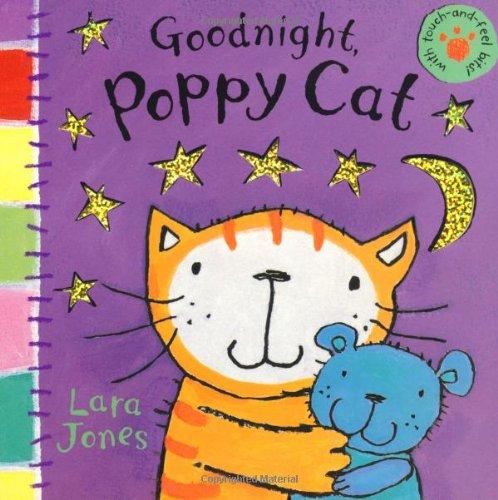 Goodnight, Poppy Cat By Lara Jones