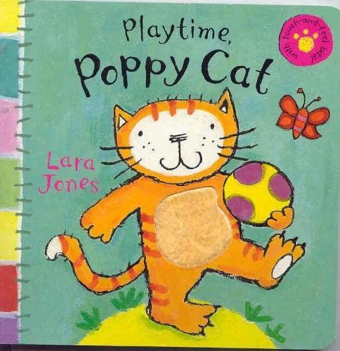 Playtime, Poppy Cat By Lara Jones
