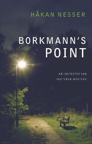 Borkmann's Point (The Van Veeteren series) by Hakan Nesser