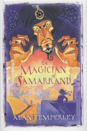 The Magician of Samarkand (HB) By Alan Temperley