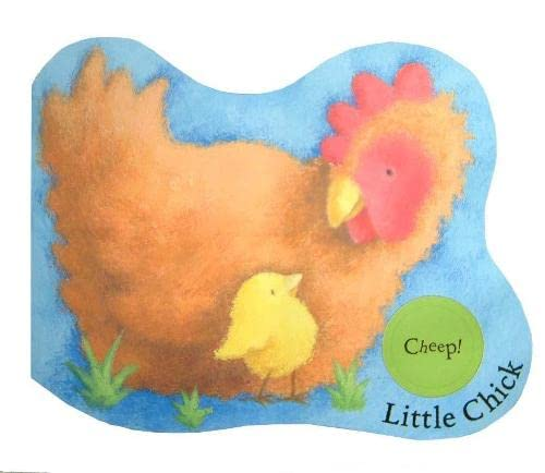 Noisy Farm Babies:Little Chick By Illustrated by Rebecca Harry