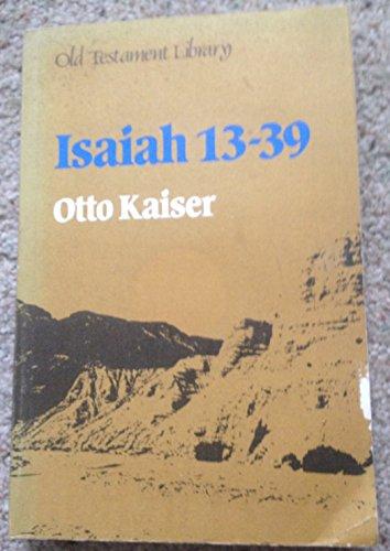 Isaiah By Otto Kaiser