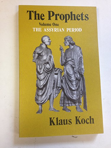 The Prophets By Klaus Koch