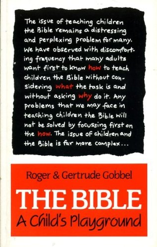 Bible By Roger Gobbel