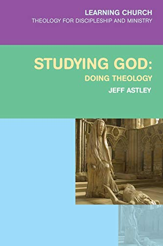 Studying God By Revd Jeff Astley