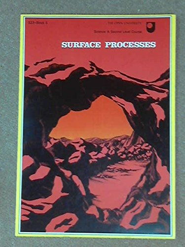 Geology: Surface Processes (Course S23 - Block 5)
