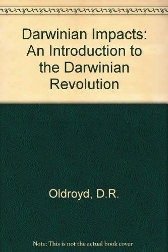 Darwinian Impacts By D. R. Oldroyd