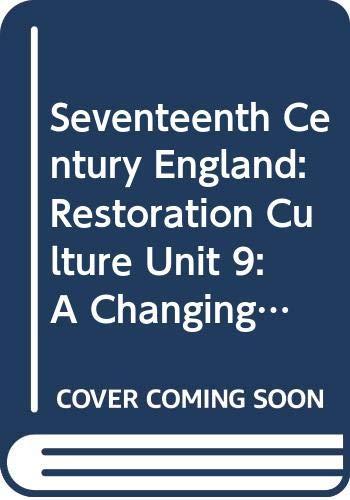 Seventeenth Century England