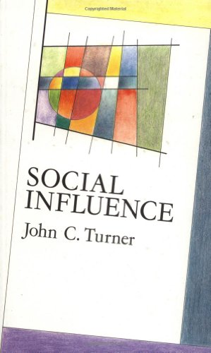 Social Influence By John Turner