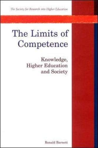 The Limits of Competence By Ronald Barnett