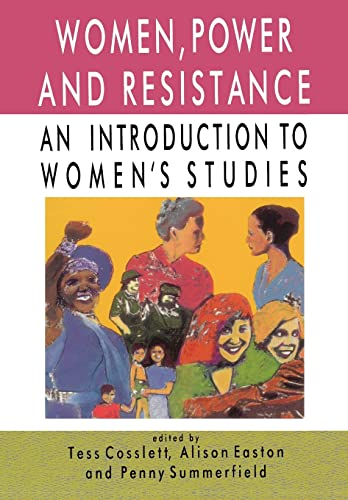 Women, Power and Resistance By Tess Cosslett