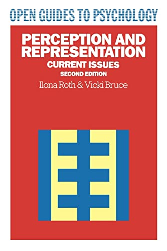 Perception and Representation By ROTH