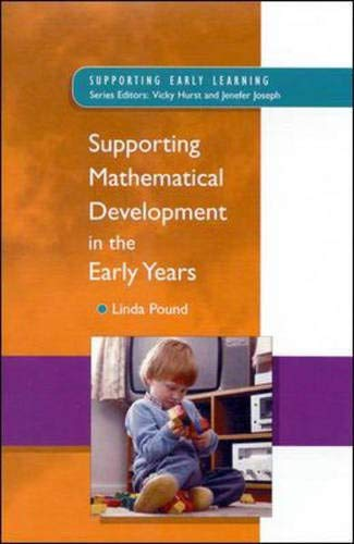 Supp. Mathematical Development In the Early Years By Linda Pound