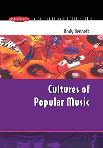 CULTURES OF POPULAR MUSIC By BENNETT ANDY