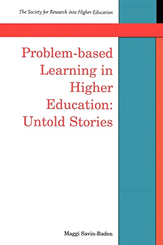 PROBLEM-BASED LEARNING By Maggi Savin-Baden