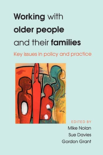 Working With Older People And Their Families By Sue Davies