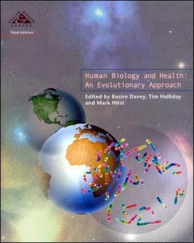 Human Biology And Health By Basiro Davey