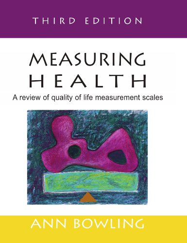 Measuring Health By Ann Bowling