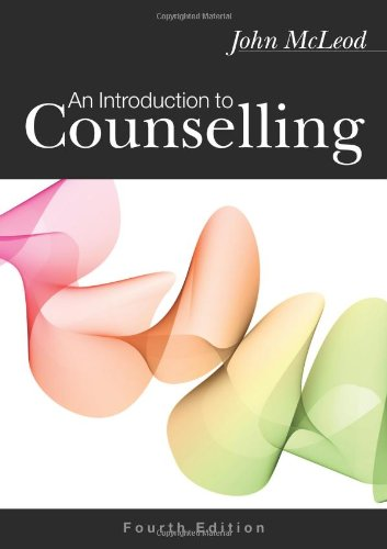 Introduction To Counselling By John McLeod