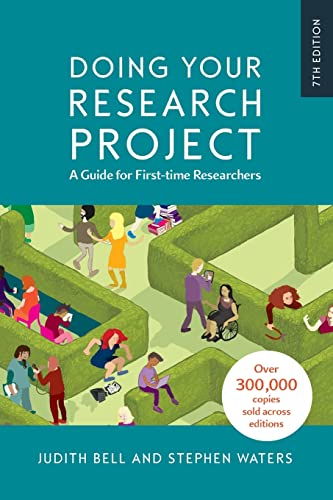 Doing Your Research Project Doing Your Research Project: A Guide for First-time Researchers By Judith Bell