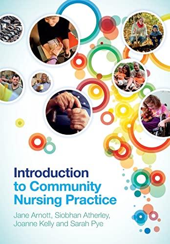 Introduction To Community Nursing Practice By Jane Arnott