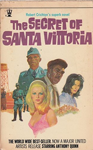 Secret of Santa Vittoria By Robert Crichton