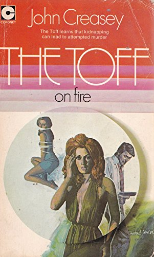 Toff on Fire By John Creasey