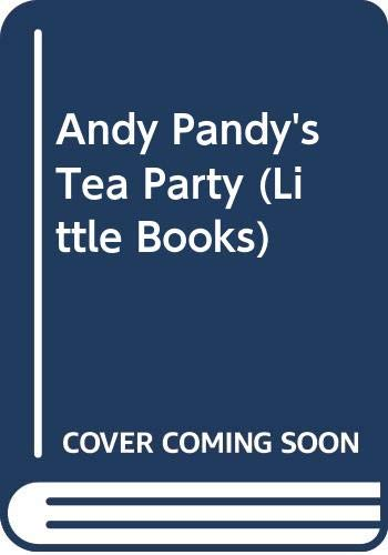Andy Pandy's Tea Party By Maria Bird