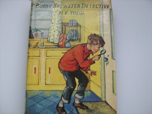 Bobby Brewster, Detective By H.E. Todd