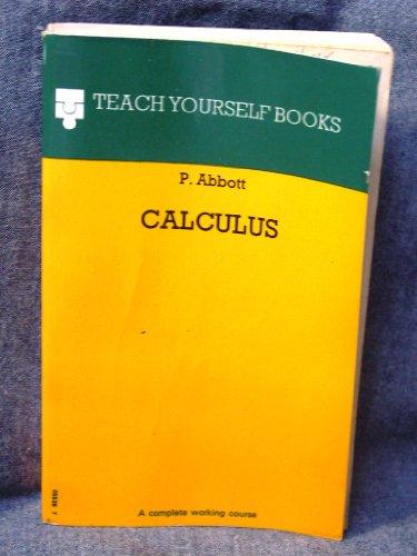 Calculus By P. Abbott