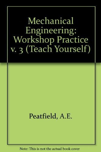 Mechanical Engineering By A.E. Peatfield