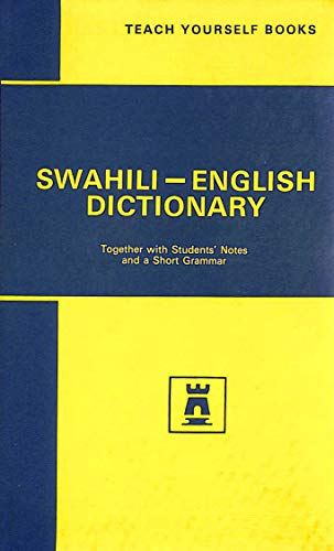 Swahili Dictionary