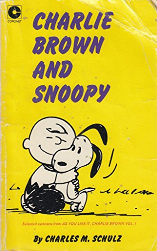 Charlie Brown and Snoopy By Charles M. Schulz