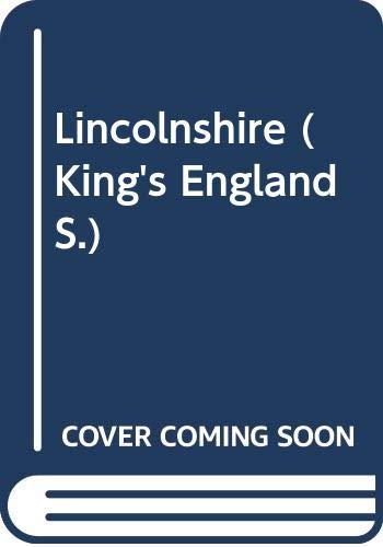 Lincolnshire By Arthur Mee
