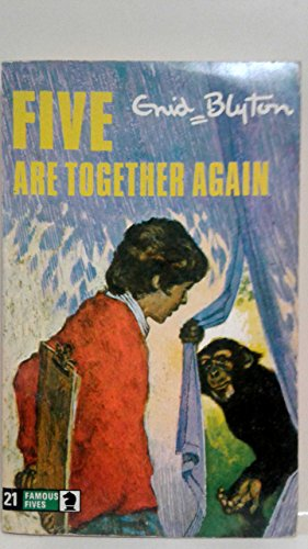 Five Are Togthr Agn 21 P[100 By Enid Blyton