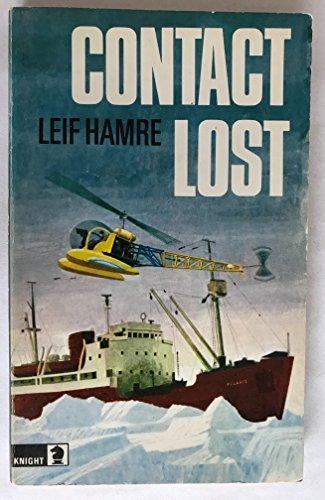 Contact Lost By Leif Hamre