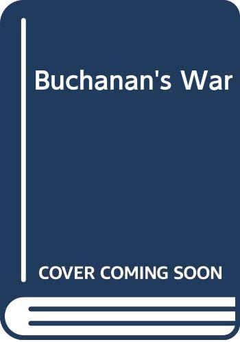 Buchanan's War By Jonas Ward