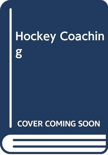 Hockey Coaching By Hockey Association