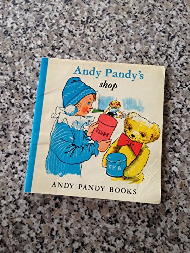 Andy Pandy's Shop (Little Books) By Maria Bird
