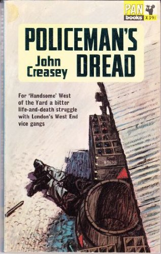 Policeman's Dread (Coronet Books) By John Creasey