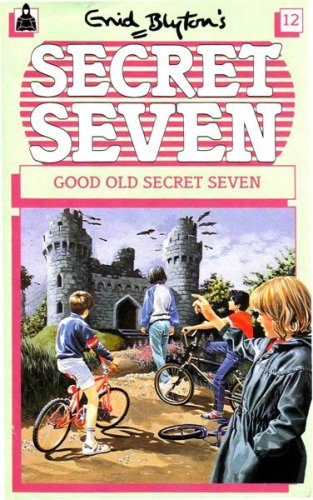 Good Old Secret Seven By Enid Blyton