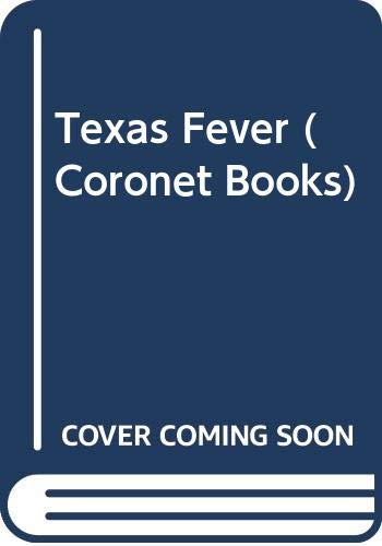 Texas Fever By Donald Hamilton