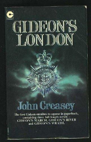 Gideon London Omnibus By J J Marric