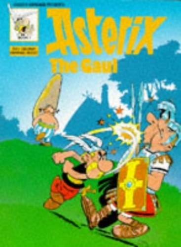 Asterix The Gaul BK 1 By Goscinny