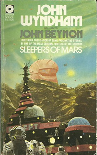 Sleepers of Mars by Wyndham, John 0340173262 The Cheap Fast Free Post