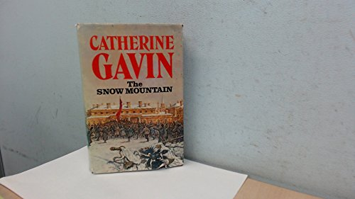 Snow Mountain By Catherine Gavin