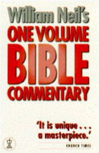 Bible Commentary By William Neil